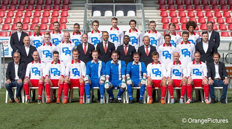 Barendrecht elftalfoto 2016-2017