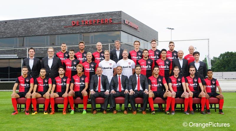 De Treffers elftalfoto 2016-2017