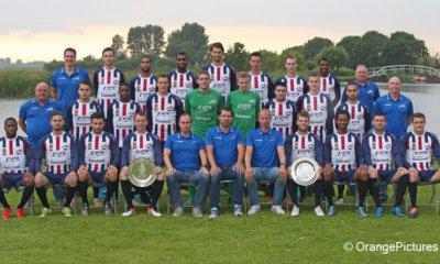 Excelsior Maassluis elftalfoto 2016-2017