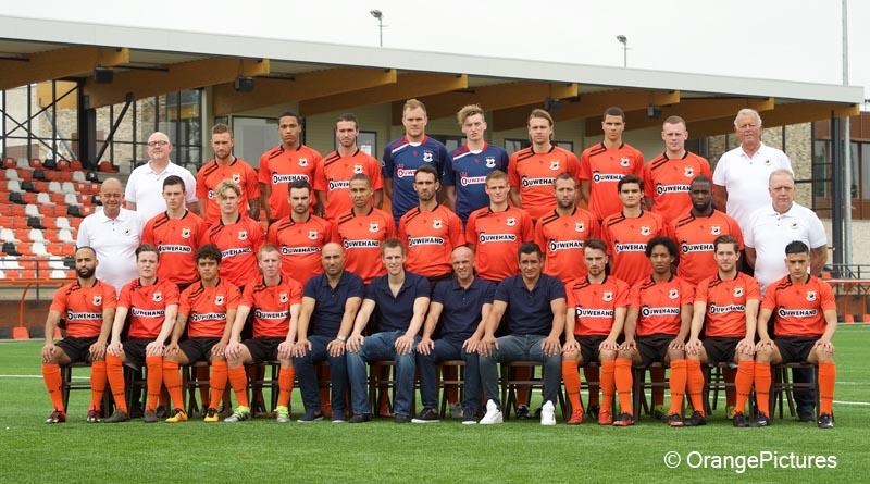 Katwijk elftalfoto 2016-2016