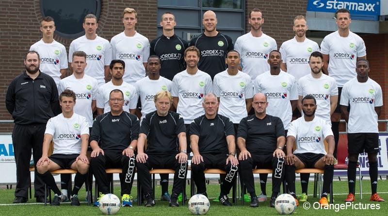 ASWH elftalfoto 2016-2017