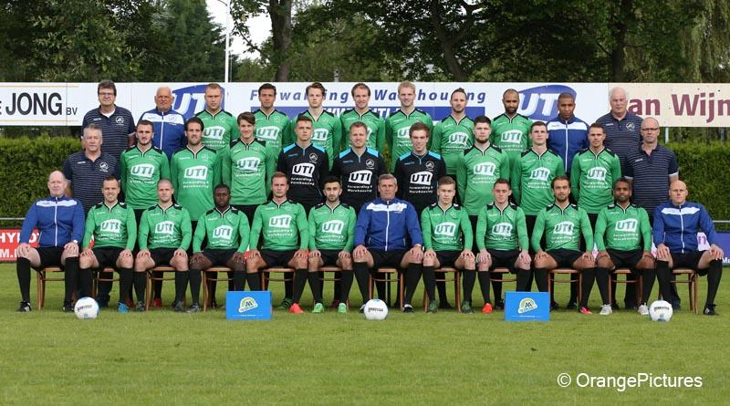 Capelle elftalfoto 2016-2017