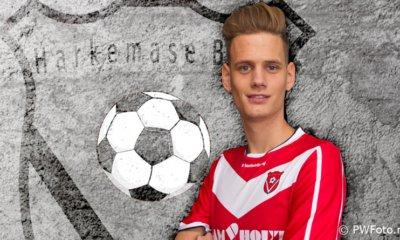 Jens Jurn Streutker Harkemase Boys