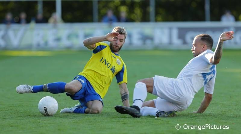 Niels Buijs Kevin Westmaas FC Lisse De Dijk