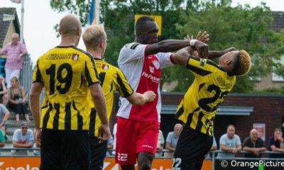 Sherwin Grot IJsselmeervogels Joel Tillema Rijnsburgse Boys