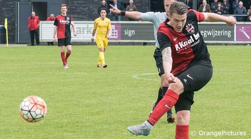 Wesley Meeuwsen De Treffers actie