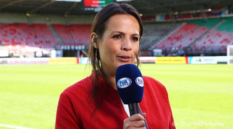 Aletha Leidelmeijer FOX Sports