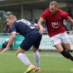 Huizen en FC Rijnvogels gedegradeerd; ODIN en SteDoCo nacompetitie