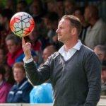 Vertrekkend VVSB-coach Van Leeuwen: 'Ik moet dit doen'