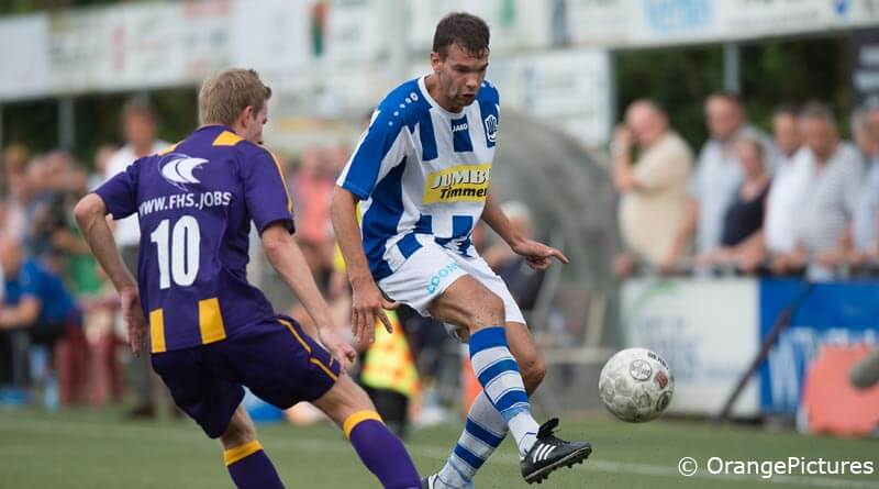Erik de Kruijk FC Lienden VVSB