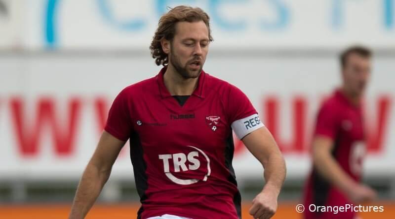 Joey Zandbergen FC Rijnvogels Rijnsburgse Boys