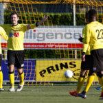 UNA-speler Van Boekel: 'Gewoon om bovenste plaats meedoen'