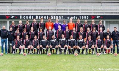 HBS elftal 2016 2017