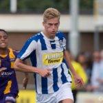 Veel interesse voor JVC-goalgetter Van der Laan