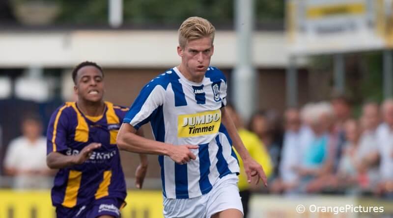 Jordie van der Laan FC Lienden