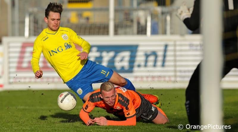 Koen Fokkema FC Lisse Volendam