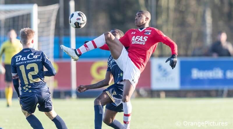 Myron Boadu Jong AZ Kozakken Boys