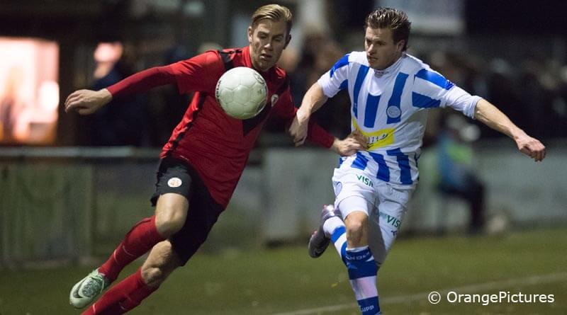 Tom van den Brink AFC Guido van Rijn FC Lienden