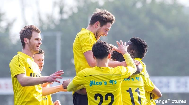 FC Lienden Danny van den Meiracker