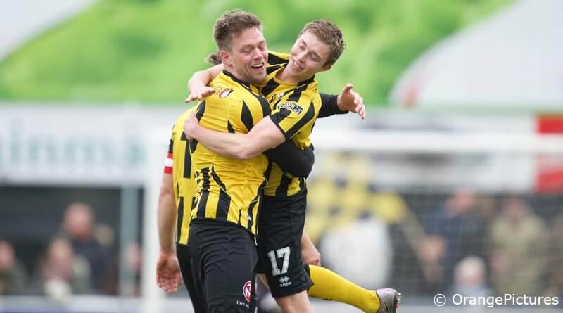 Jeroen Hessing Rijsnburgse Boys