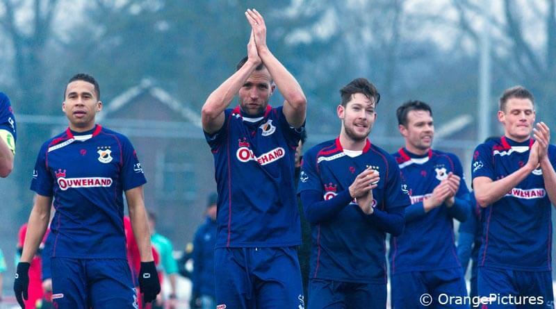 Katwijk juichen uitduel Jong FC Twente