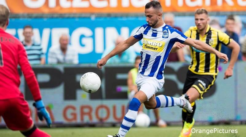 Mohammed Ajiach FC Lienden