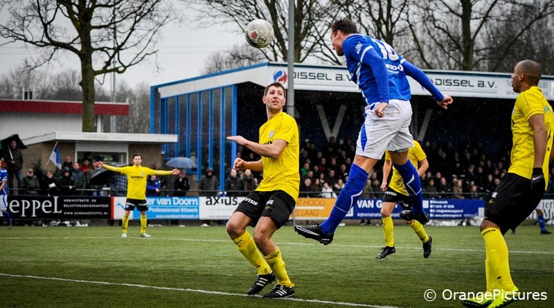 Robin Mulder GVVV FC Lienden