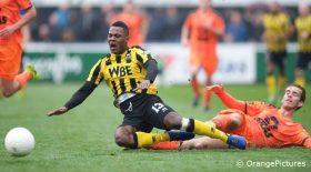 Giovalli Serbony Rijnsburgse Boys FC Volendam