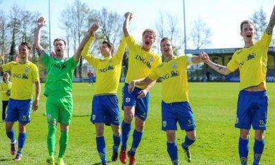 FC Lisse juichen
