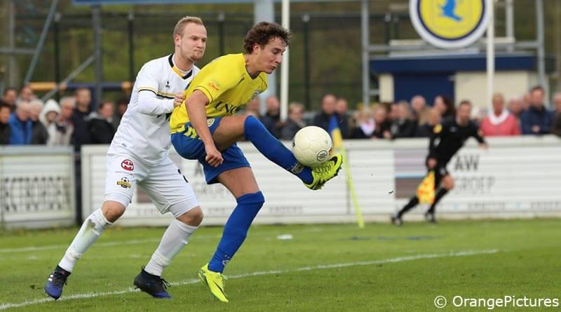 Rowdy van der Putten FC Lisse