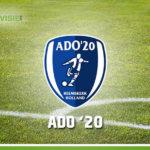 ADO'20 zet goede reeks voort en vergroot zorgen HSC'21