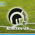 Molinatti op proef bij Achilles '29