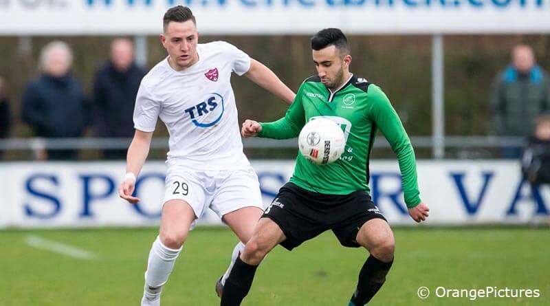 Mitchell Theuns FC Rijnvogels