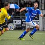 GVVV aan de hand van Laghmouchi langs HFC, De Treffers en FC Lienden delen de punten