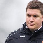 ONS-coach De Wagt: 'We hebben flinke stappen gemaakt'