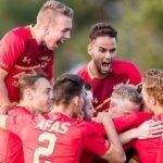 Jong Ajax na fraaie voorsprong hard onderuit tegen Jong AZ, beloften PSV boeken zege