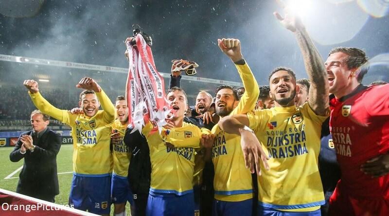 Cambuur Is De Mooiste Kutclub Van Nederland Voetbal247 Nl