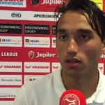 [VIDEO] 'Instagram-spits' Ezra Walian: 'Almere City voelde gelijk goed'