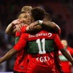 Pover spelend NEC ontsnapt tegen Eindhoven, doelpuntenfestijn bij Telstar-FC Oss