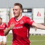 Talentvolle DOVO-aanvaller Arends: 'Ik gok op twaalf doelpunten'