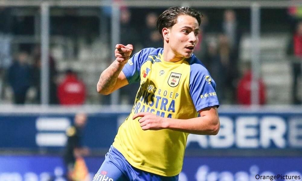 Sc Cambuur Neemt Koppositie Over Van Go Ahead Fc Twente Wint In Dordrecht Voetbal247 Nl