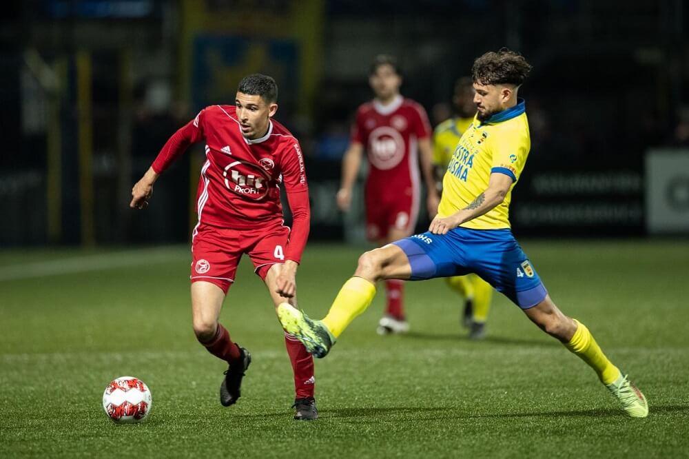 Geen Winnaar Bij Eerste Confrontatie Tussen Sc Cambuur En Almere City Voetbal247 Nl