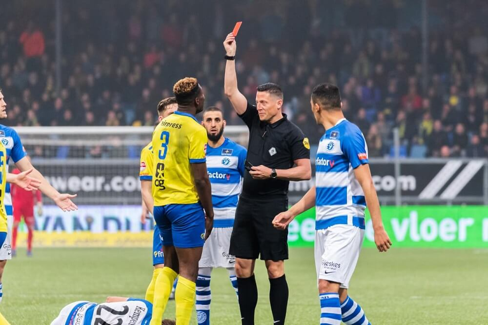 Tiental Van Sc Cambuur Weet Stand Te Houden Tegen De Graafschap Voetbal247 Nl