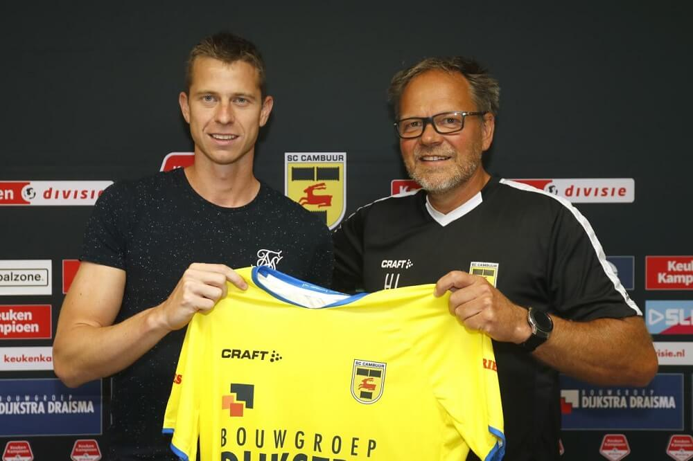Muhren Nieuwe Aanvalsleider Van Sc Cambuur Zijn Statistieken Spreken Voor Zich Voetbal247 Nl
