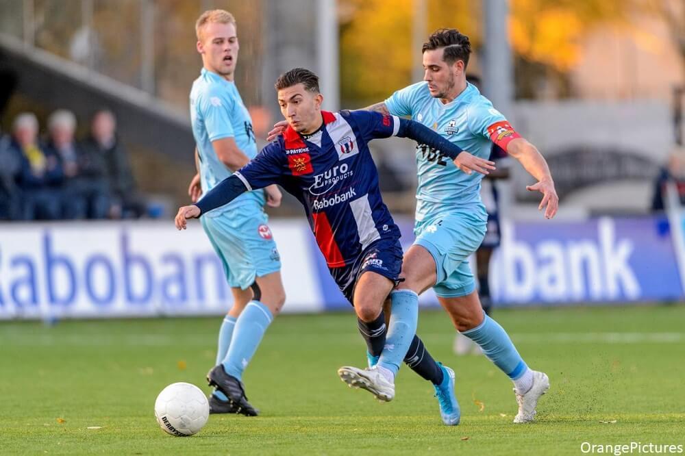 VERSLAG | Rijnsburgse Boys komt met punt goed weg uit Maassluis - Voetbal247.nl