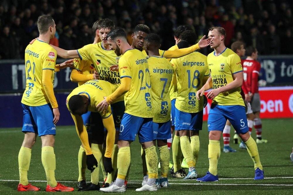 Cambuur En De Graafschap Promoveren In Noodscenario Knvb Voetbal247 Nl