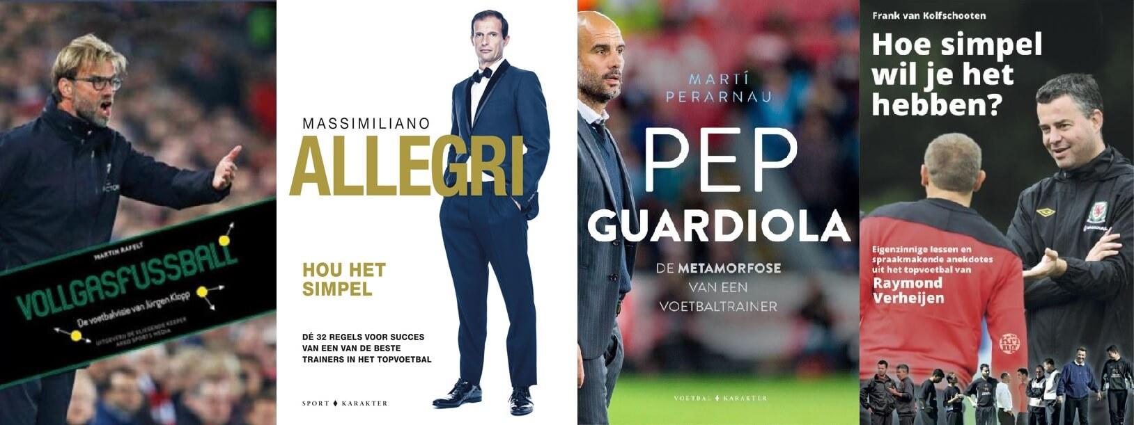 Leesvoer voor voetbaltrainers: verbreed je kennis met deze boeken -  Voetbal247.nl