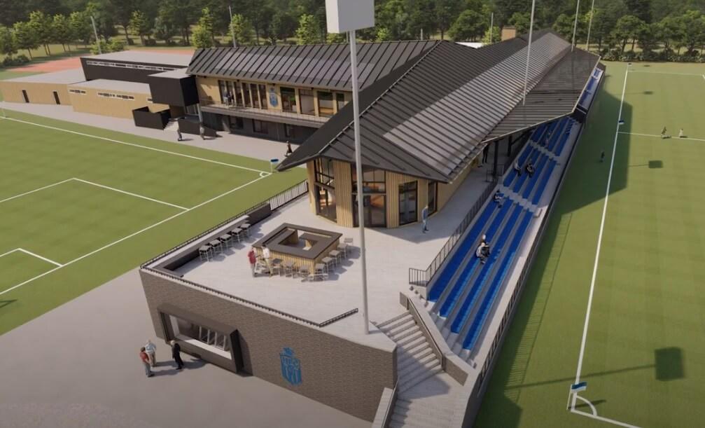 Koninklijke HFC speelt komend seizoen niet op eigen sportpark - Voetbal247.nl